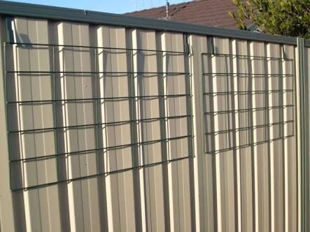 Image Result For How To Hide Ugly Colorbond Fence