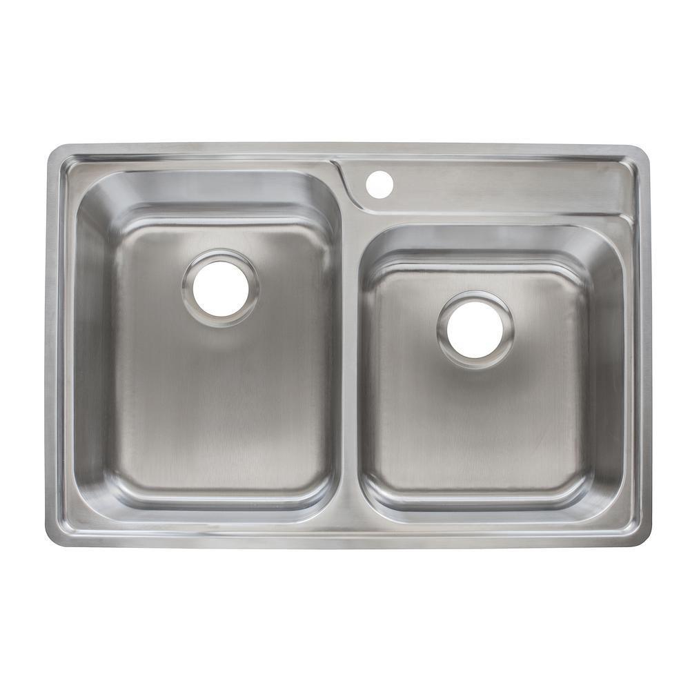 Franke Uk Ukx 612 Single Bowl Double Drainer Stainless Steel Sink