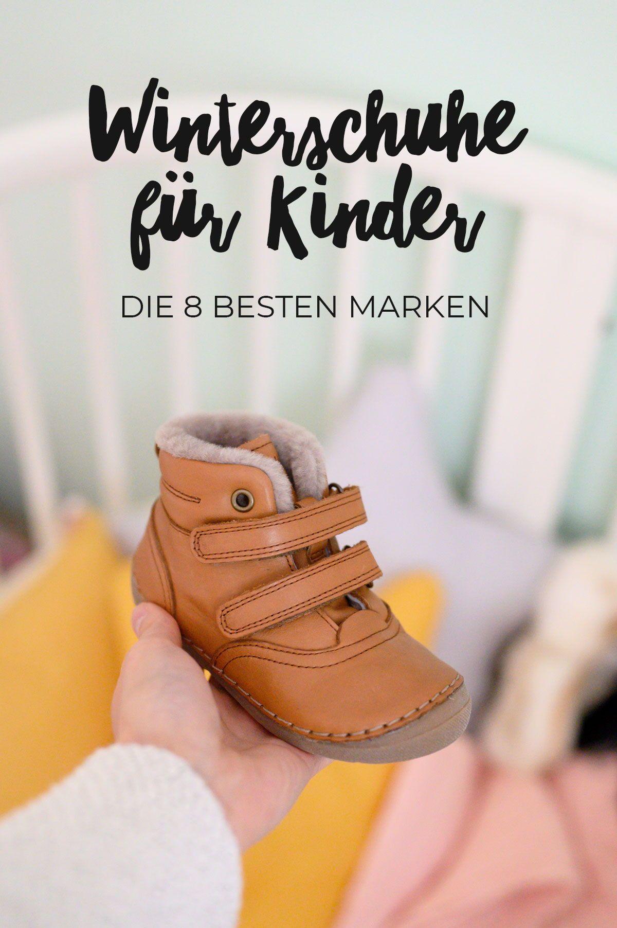 Kinder Die Schuhe WinterschuheGefütterte Im 8 Besten oeBrCdx