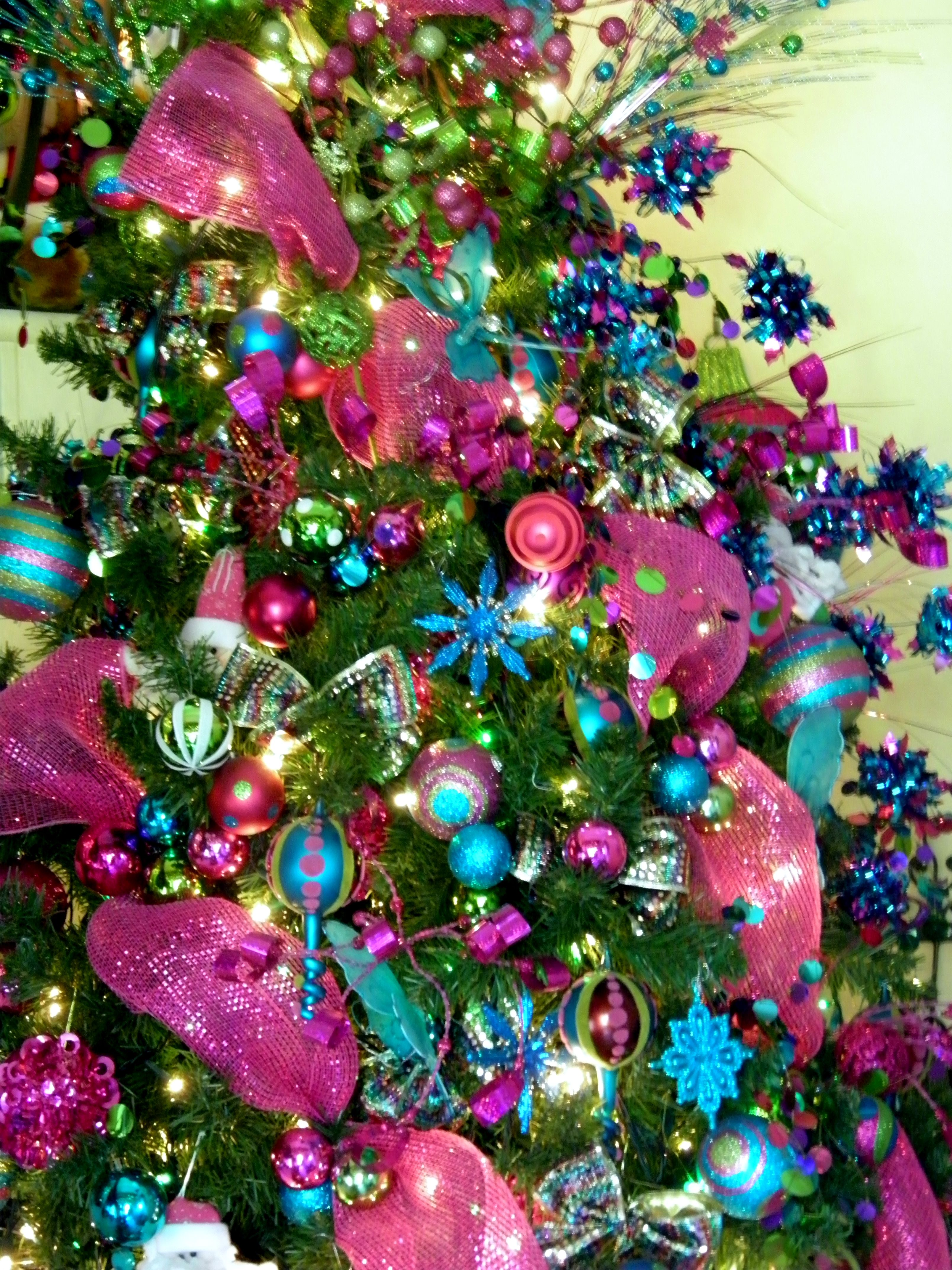 Hutt Christmas Lights Nz Purple Christmas Tree Turquoise Christmas Tree Turquoise Christmas