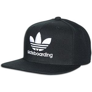 adidas Skateboarding Snapback - Men s - Skate - Accessories - Black Men s  Hats 0fbcbbd65fc