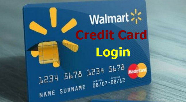 Walmart Credit Card Login In this article am going to