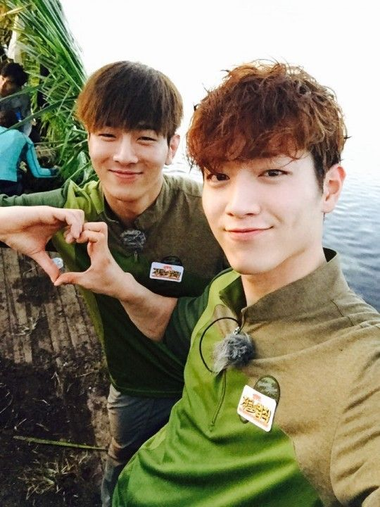 Fy Madtown Seo Kang Joon Korean Male Actors Law Of The Jungle