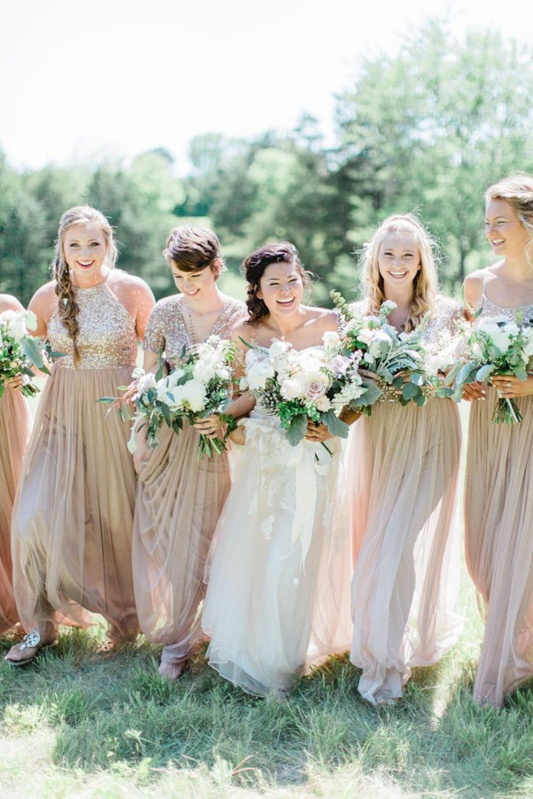 25 beautiful bridesmaid photography ideas that will