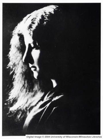 Golda Meir as a girl