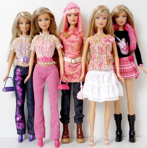 Barbie Fashion Games Barbie Fashion