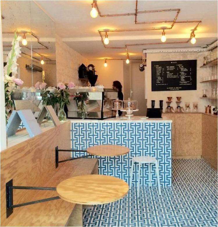 Attractive Small Coffee Shop Design 50 Best Decor Ideas All