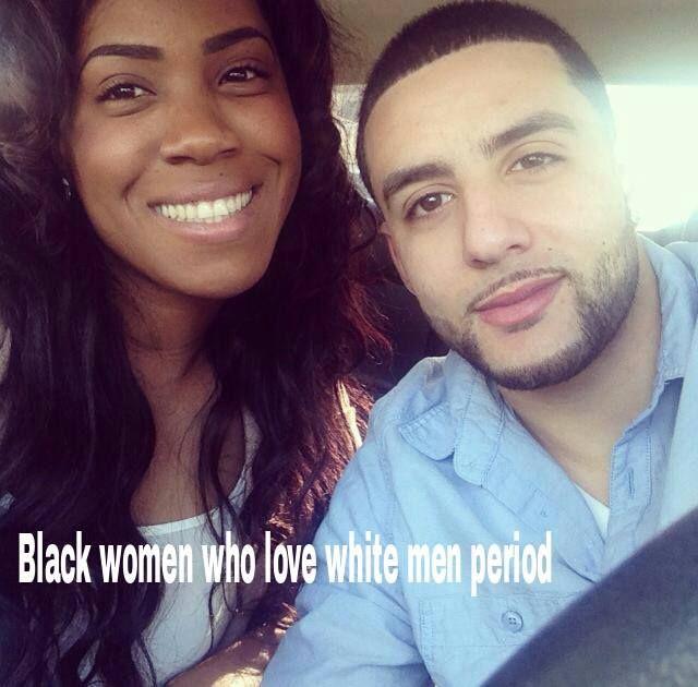 Do spanish men like black women