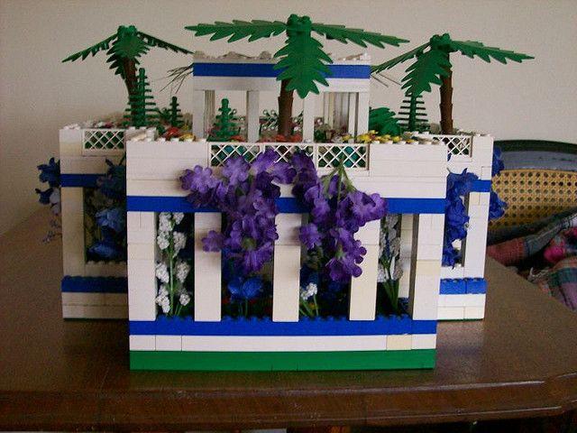 The Hanging Gardens Of Babylon Model