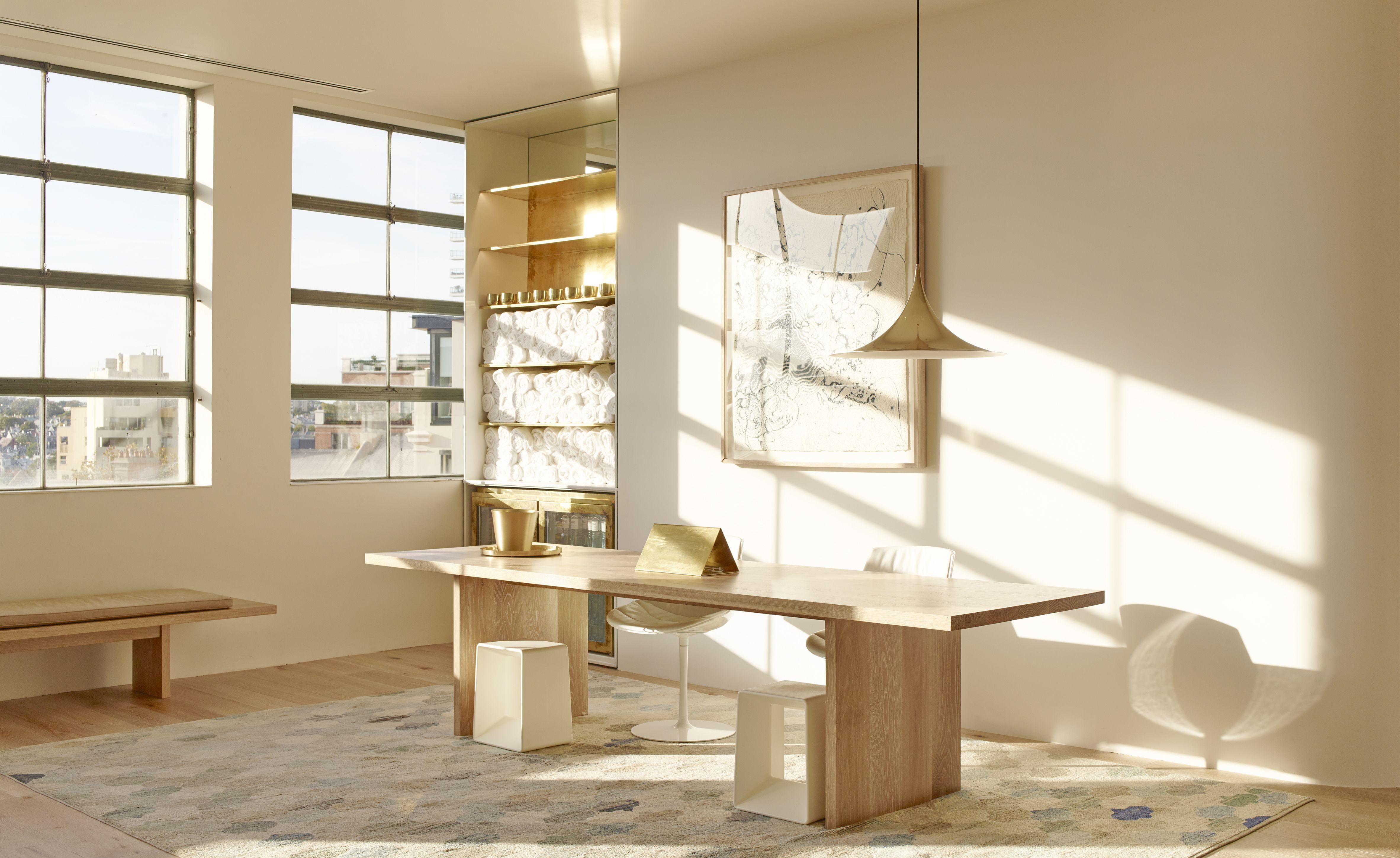 Melbourne Yoga Studio Expands To Sydney  interiors and exteriors