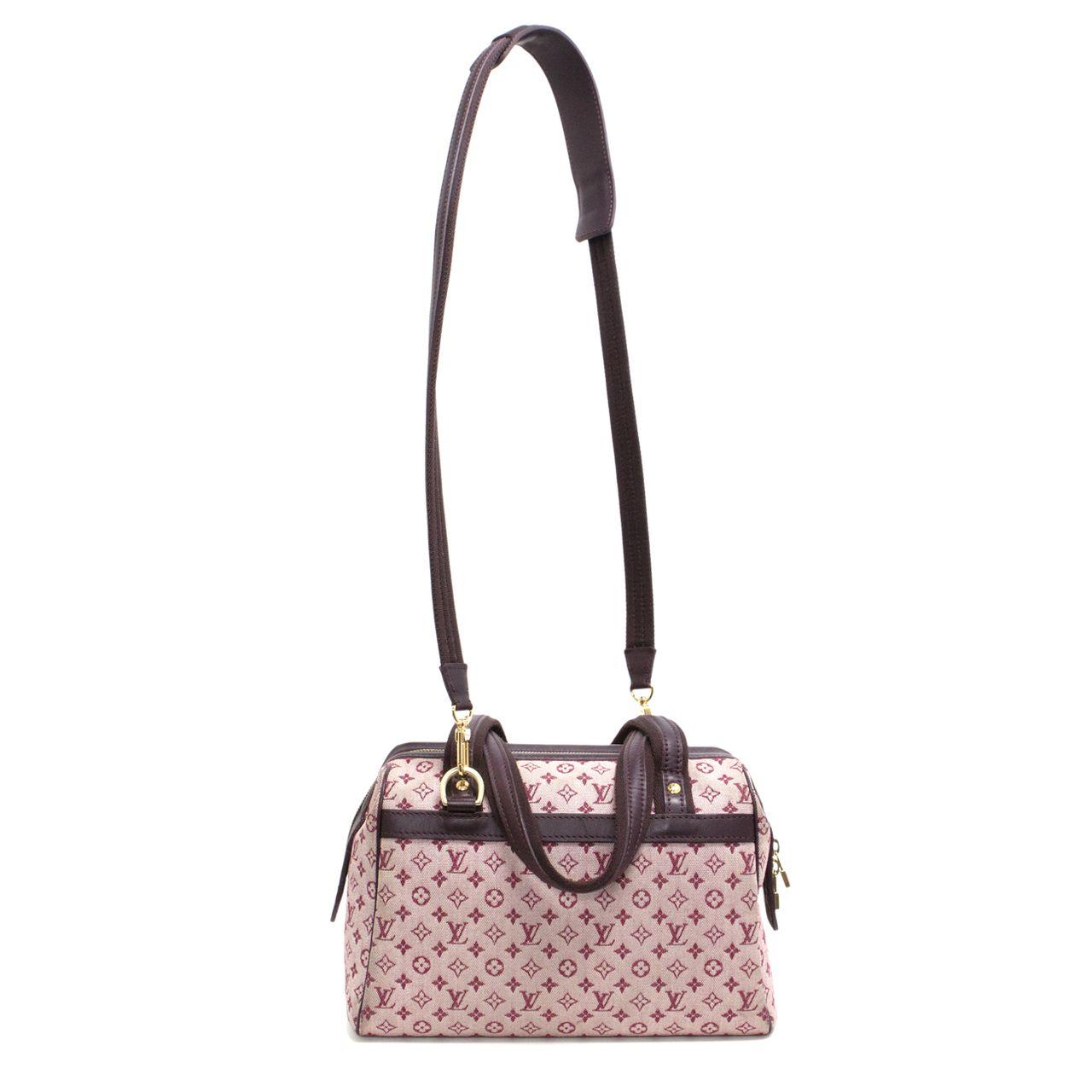 Louis Vuitton Cherry Monogram Mini Lin Josephine PM - modaselle Cartier 1c6d21637116