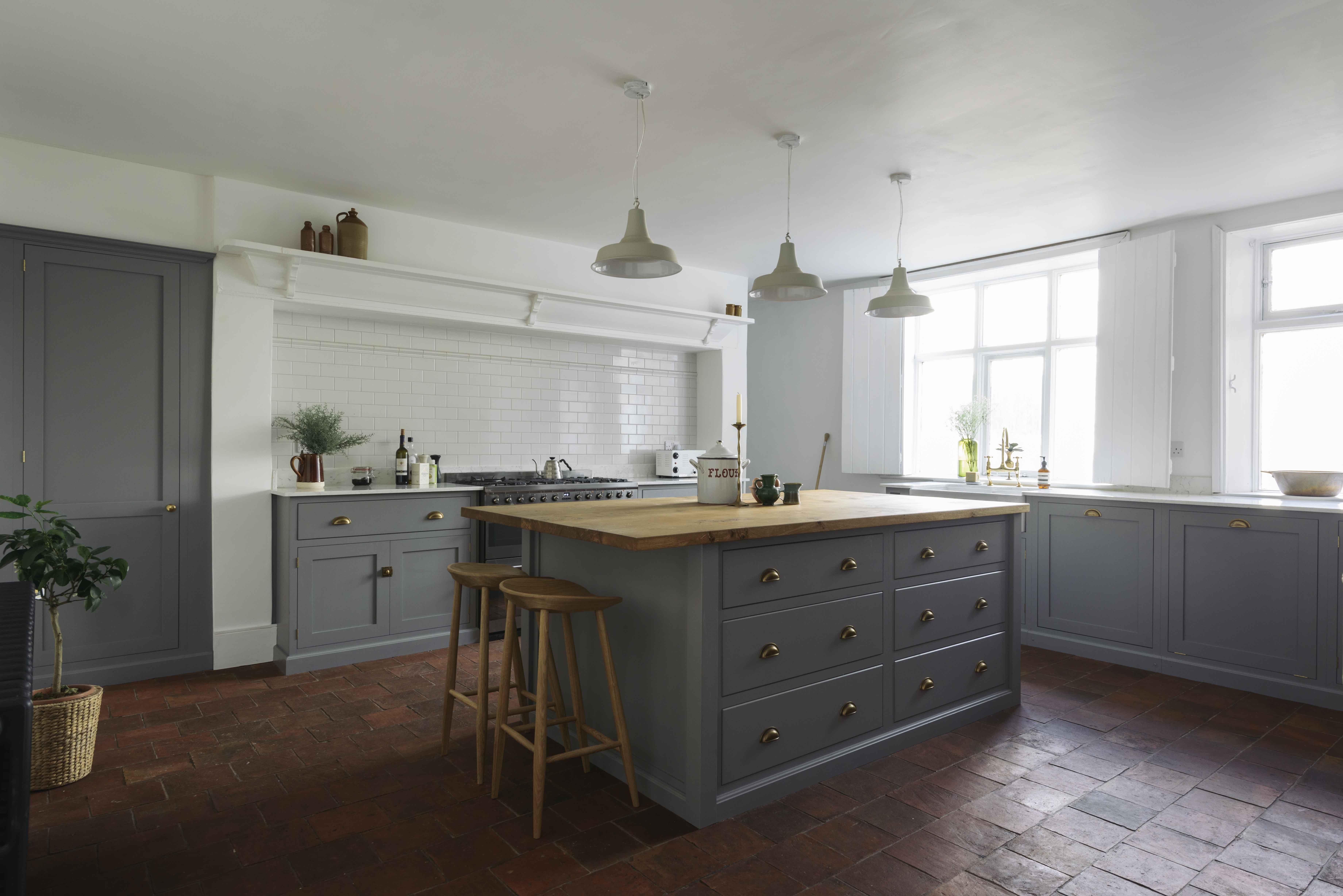 The Cheshire Townhouse Kitchen by deVOL | Kitchen | Pinterest ...
