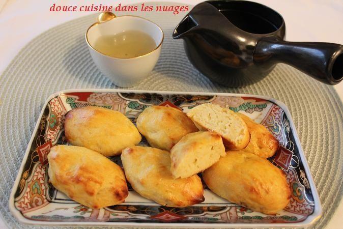 Gâteaux à la patate douce