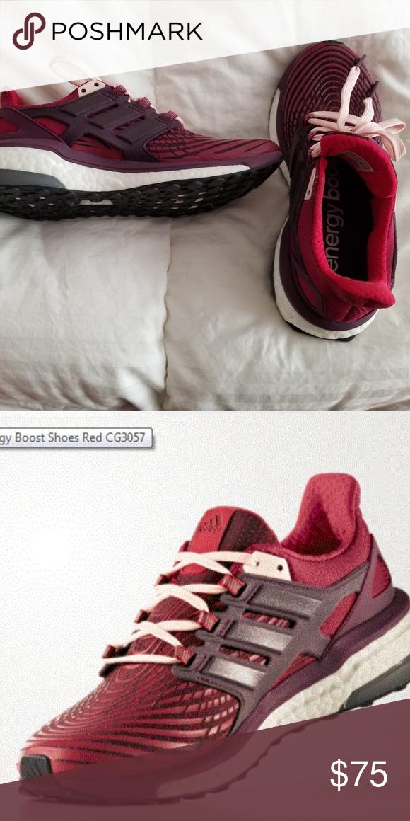 Adidas Energy Boost la energía de la luz de volver a dar a sus pies un