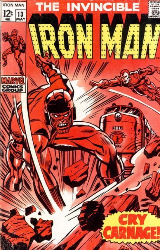 COMIC_iron_man_008 #comic #cover #art