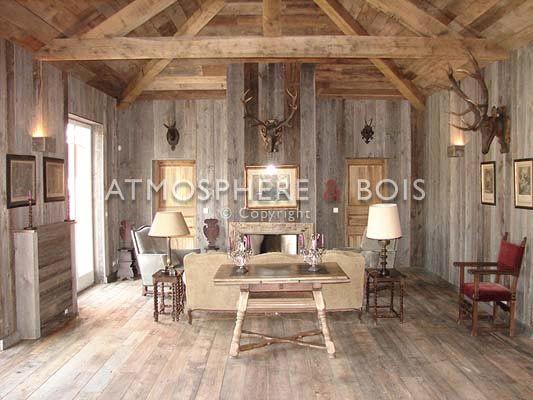 importateur bois ancien vente bois ancien atmosphere et bois maison de jardin en bois ancien en. Black Bedroom Furniture Sets. Home Design Ideas