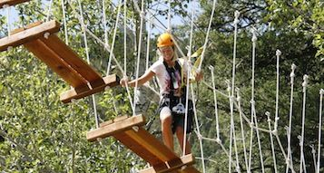 Yellowstone Montana ZipLine Canopy Tour across the Gallatin River and in Paradise Valley near Gardiner!!