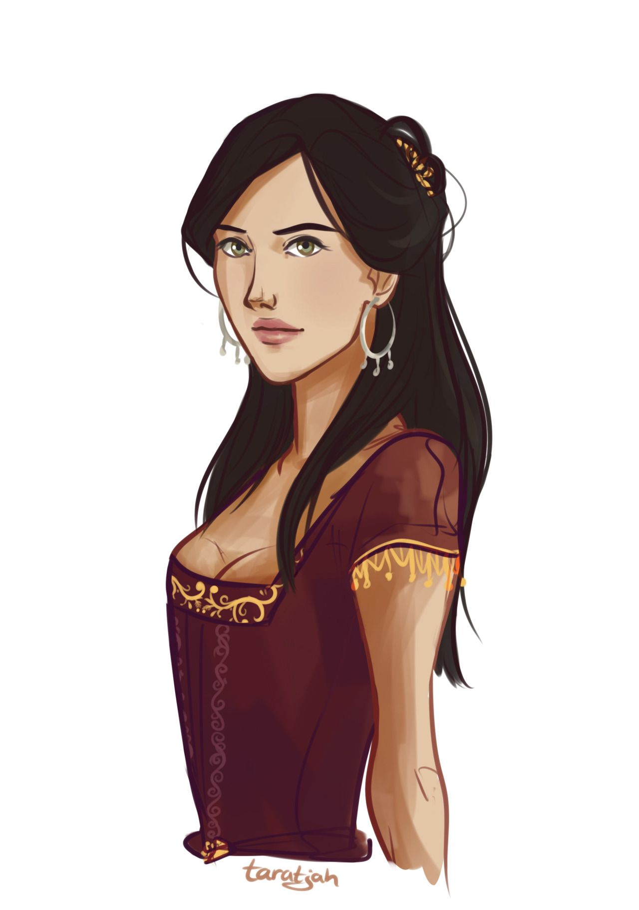 Lysandra Was So Badass In Queen Of Shadows, She Quickly Became One Of My  Favs Lysandra Is From The Throne Of Glass Series By Sarah J Maas ~used
