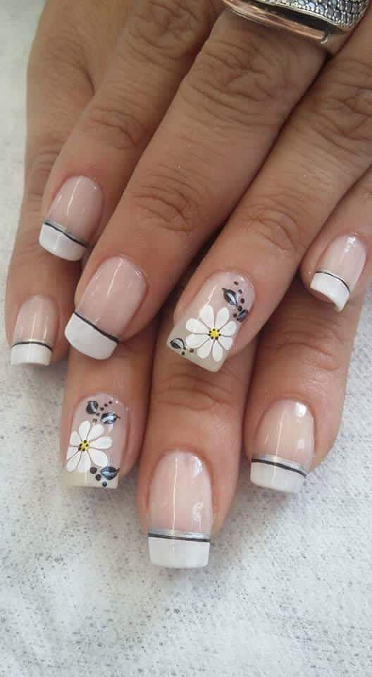 Pin by Yessenia Campos on Turquesa   Pinterest   Manicure, Toe nail ...