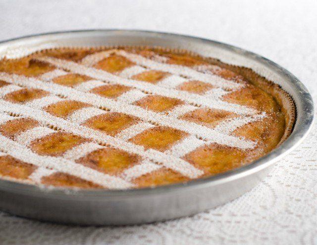 Pastiera pastiera dolce tipico campano viene realizzato for Cucina ricette dolci