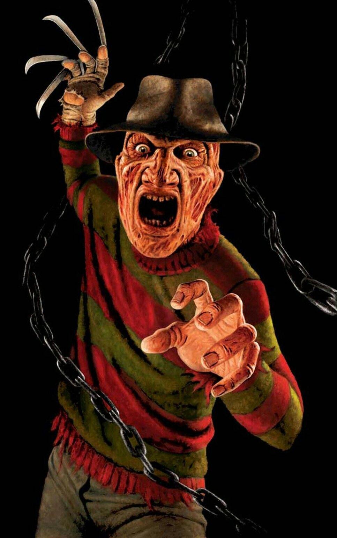 Freddy Krueger Hoeden