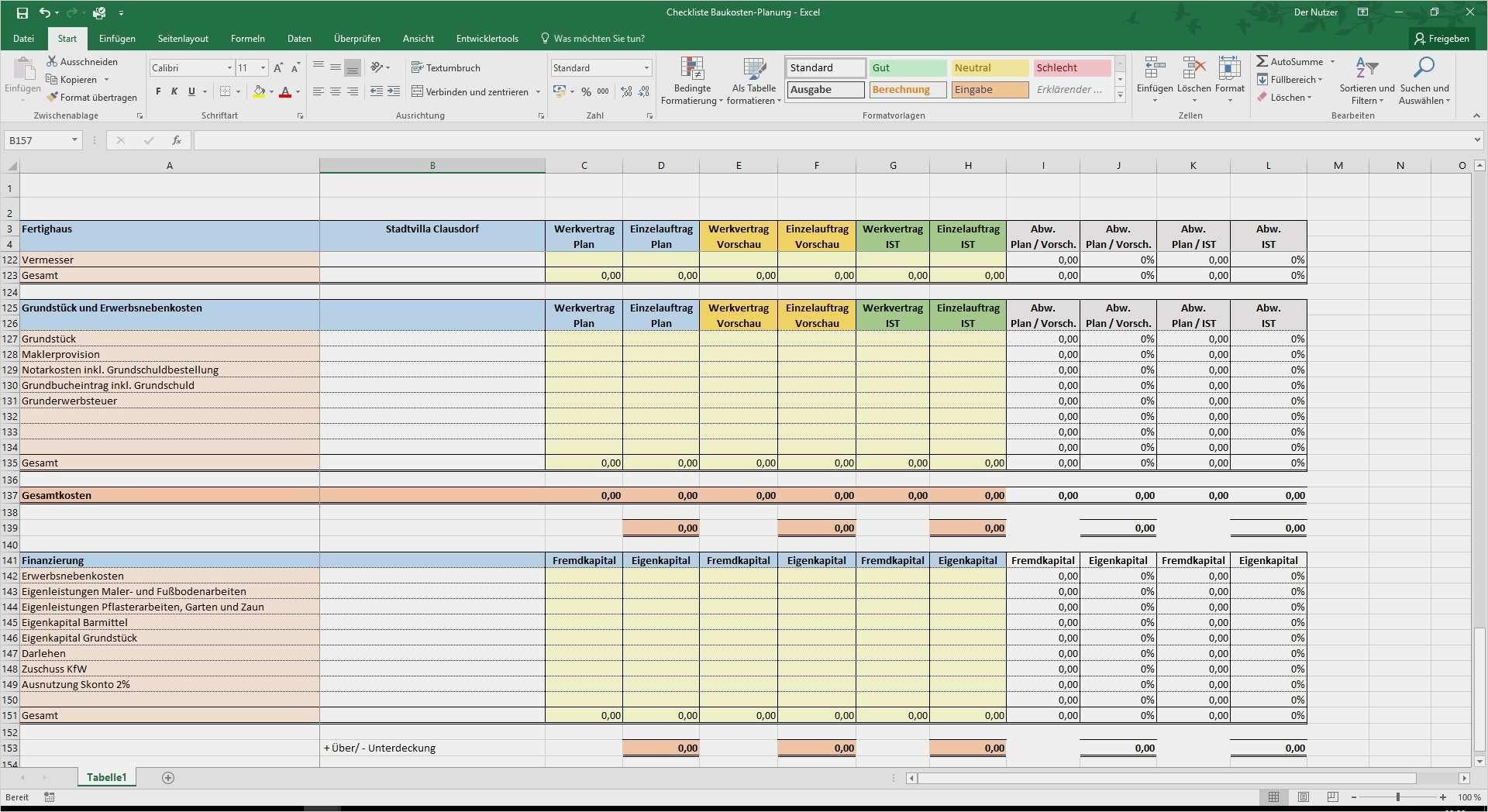 20 Kostenlose Excel Vorlagen Fur Unternehmen