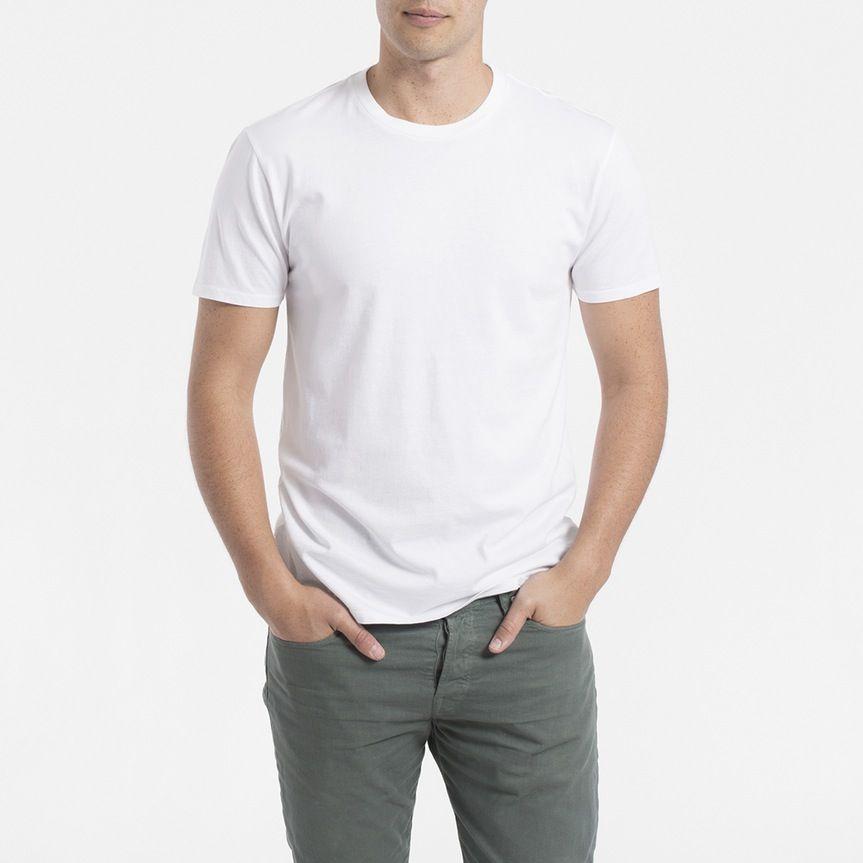 44bf96e463 The Cotton Crew - Everlane | fashion for C in 2019 | Mens tops, Mens ...