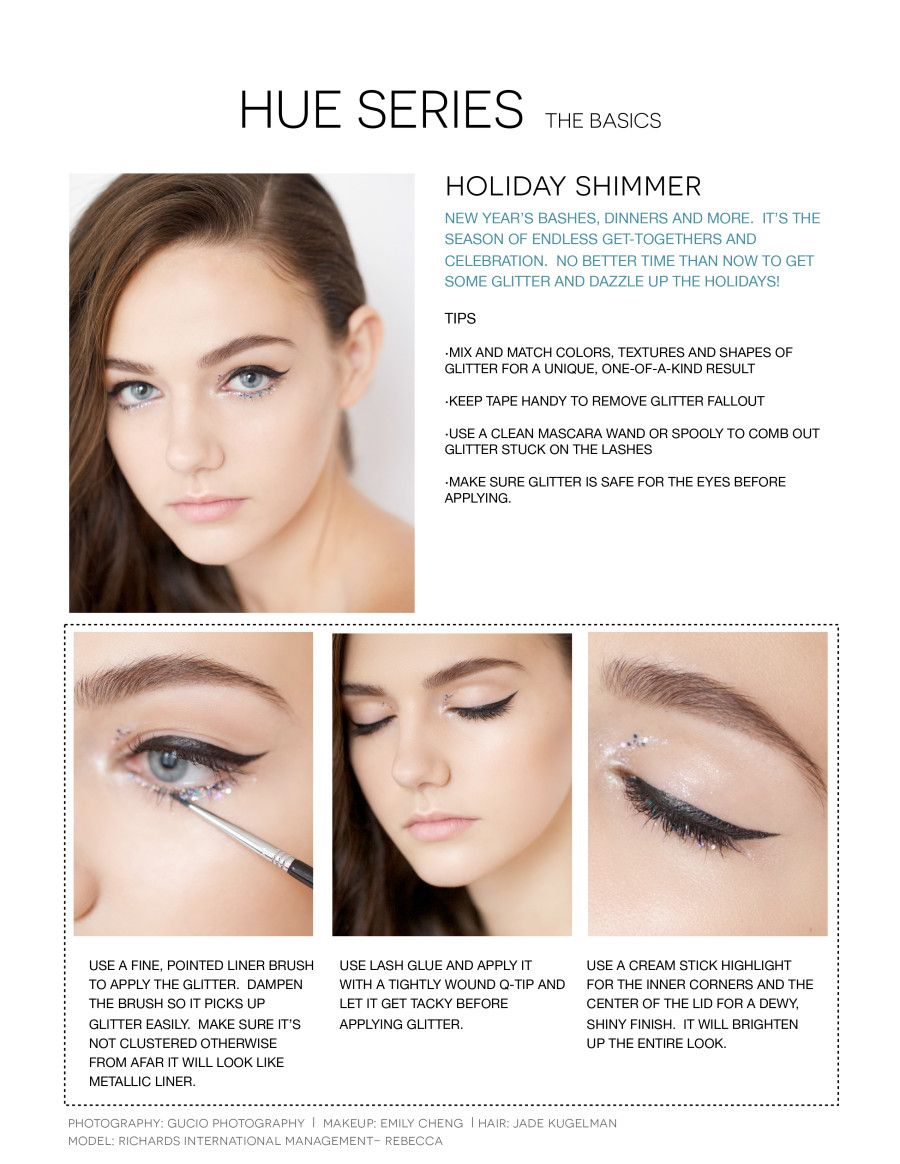 New Years Eve Makeup Tutorial | Do It Yourself: Beauty | Pinterest ...