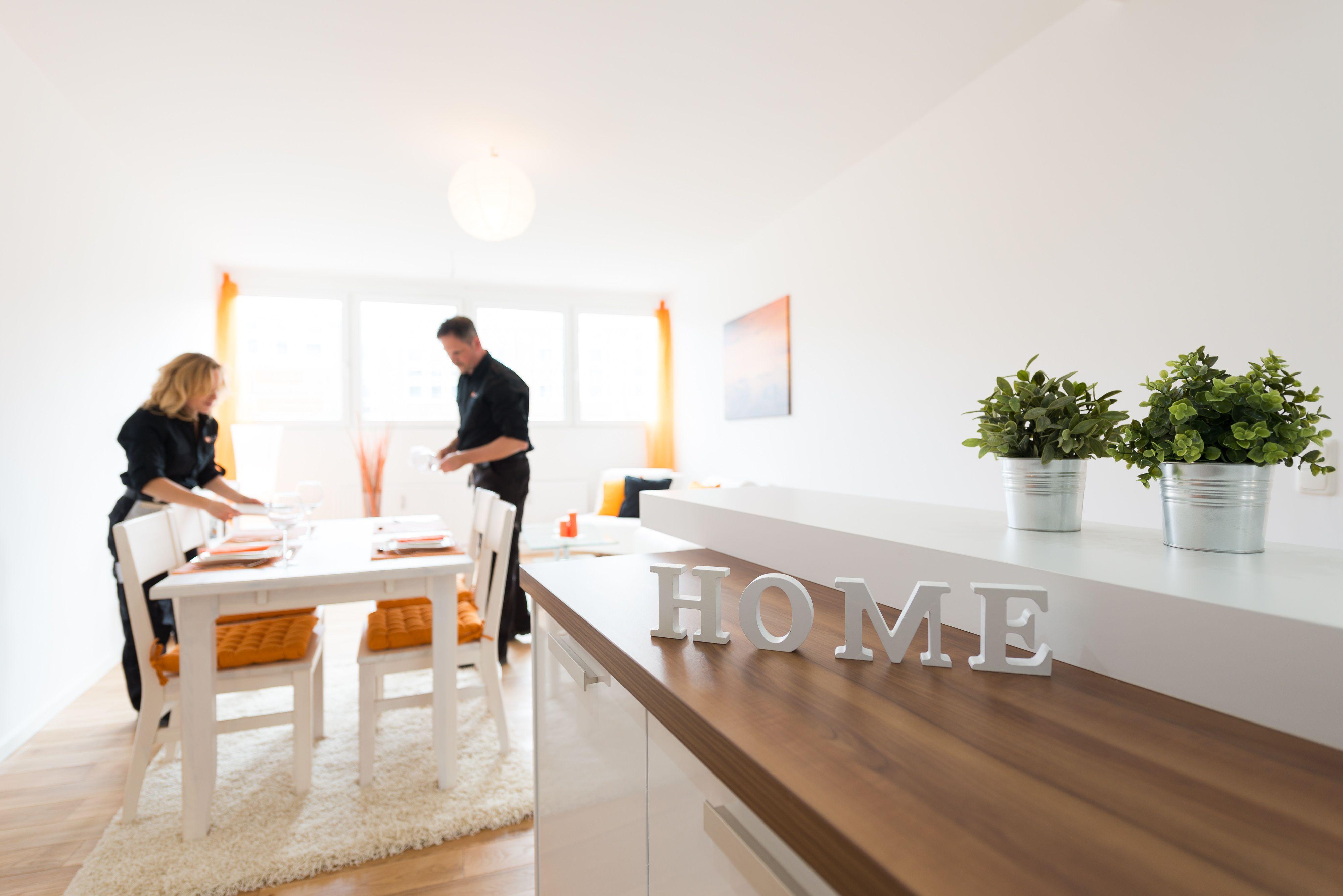 Aufbereitung der Immobilie für den Verkauf (ADDA Home Staging ...