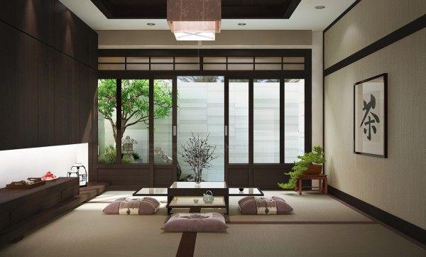 Salon zen : une ancienne culture au design très moderne | housing it ...