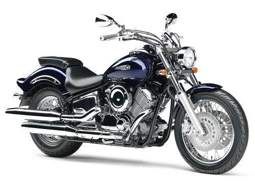 12  Yamaha Dragster 1100  Ok  So I Fancied A Change  This Bike Saw Me Round 12 European