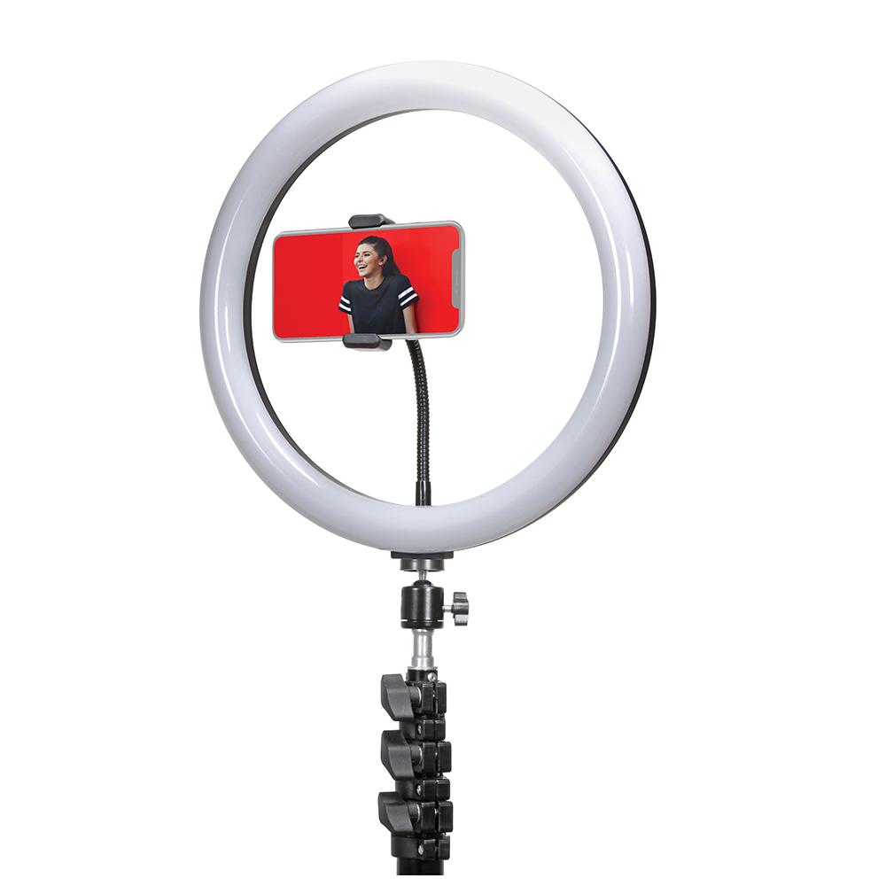 Henrys Com Mobifoto Mobilite 12 12 Ring Light Vlo Light Mirror Table Rings