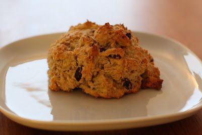 Ninas lykke: Grove scones fra Åpent Bakeri