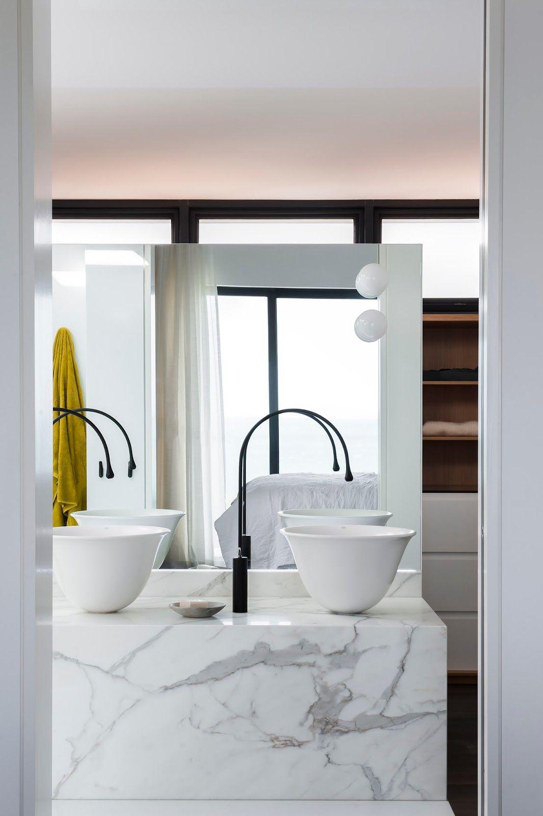 Minosa Design: Melbourne Bathroom Design - A Famous House, View & C ...