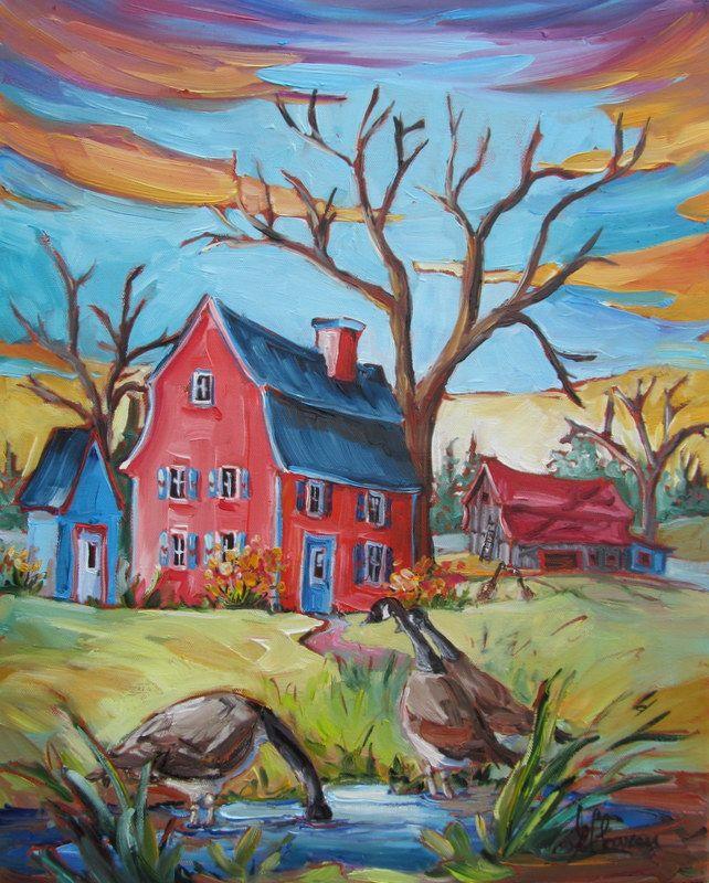 paysages champ tres centre d 39 art suzanne claveau artiste peintre peinture. Black Bedroom Furniture Sets. Home Design Ideas