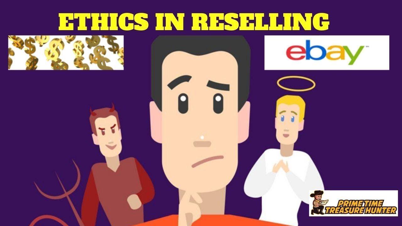 Reselling Ethics Price Gouging, Profiteering, & Profits