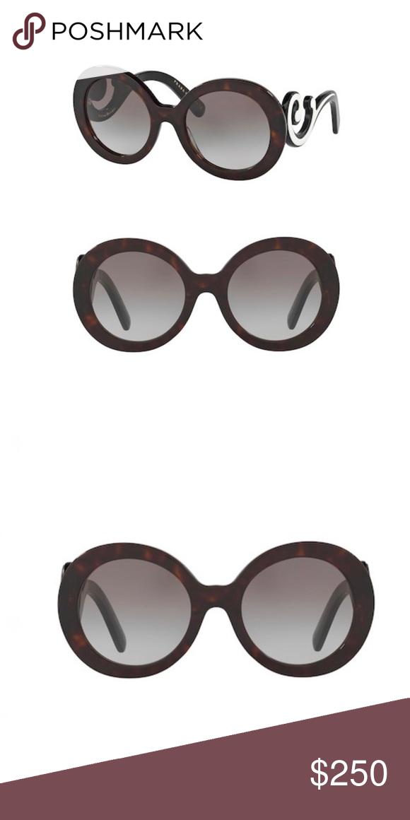 377688b4a255 NIB Prada Women s 55mm Minimal Baroque Sunglasses 100% Authentic. New with  tag. Never