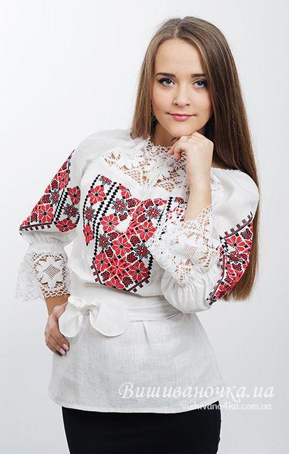 Женская сорочка с вышивкой 3212  906c322b2462a