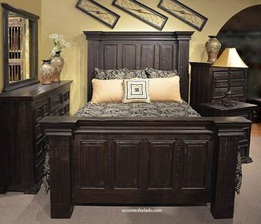 Southwest Bedroom Furniture Rooms In Home Pinterest Tuscan