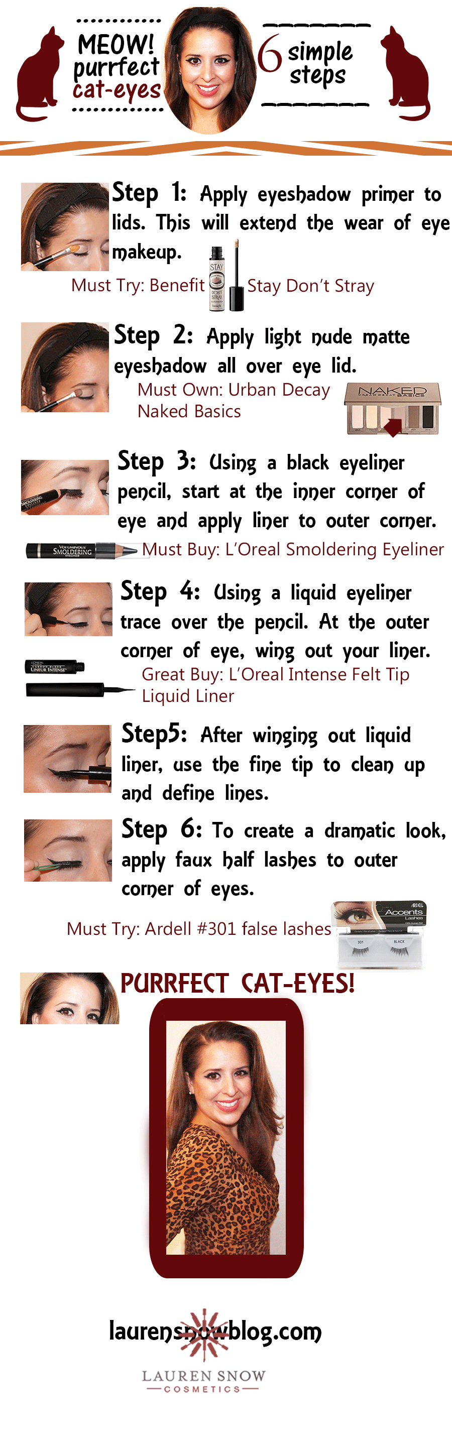 Want To Get The Perfect Cateye Or Winged Liner Look? Check Out These 20  Liquid Eyeliner Tips, Tricks And Hacks That Will Make Using It A Lot Easier