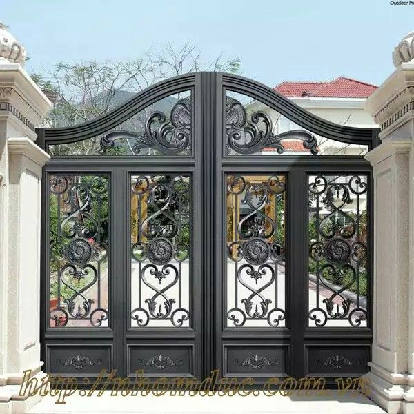 Luxury Iron Gates Front Gate Design Door Gate Design Main Gate Design