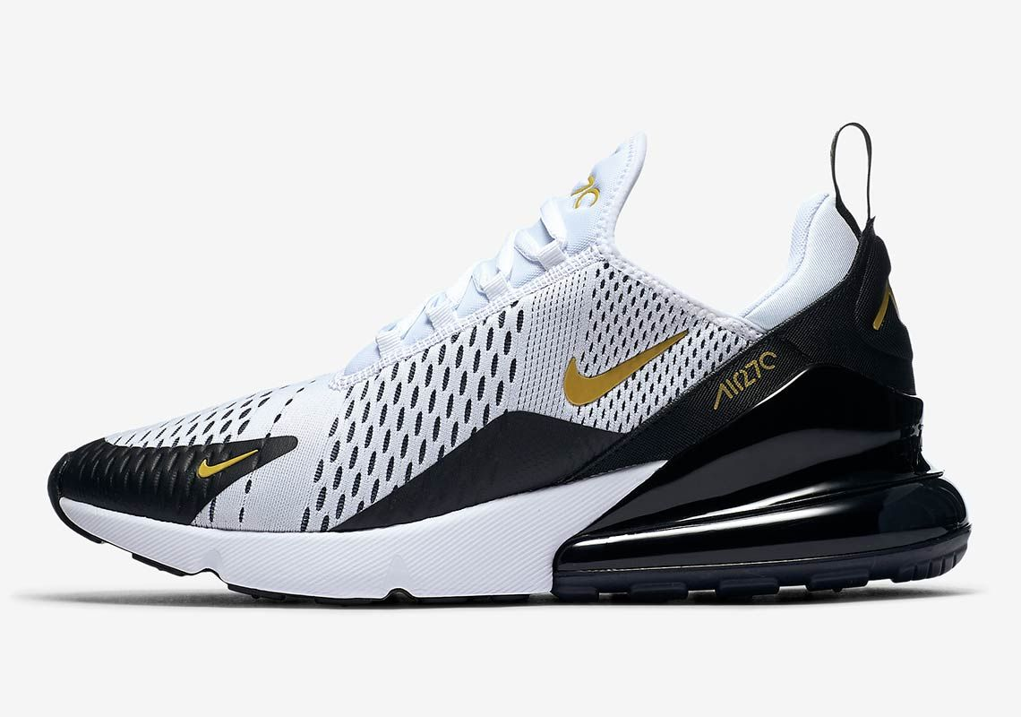 detailing 9a049 ac0ba This Nike Air Max 270 Has Championship Vibes | Nike in 2019 ...