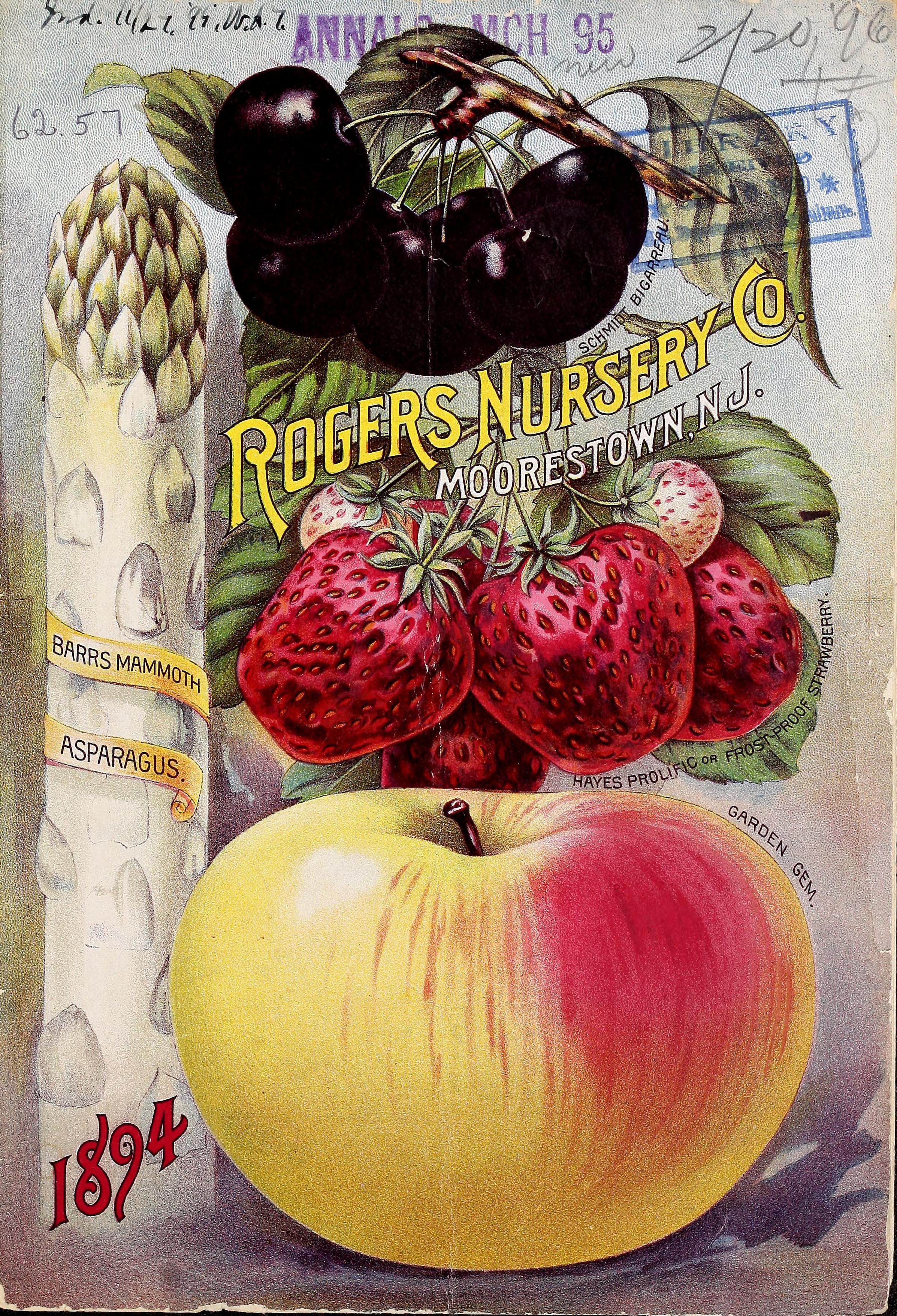 Rogers Nursery Co