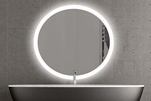 Bildergebnis für beleuchtung badezimmer spiegel rund kleines - badezimmer spiegel beleuchtung