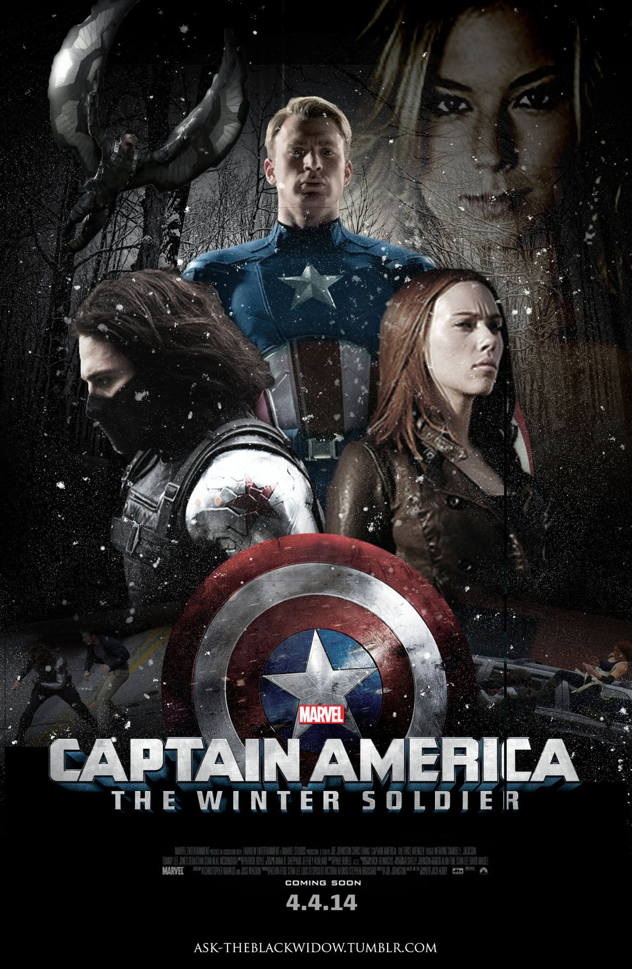 Lucien S Review Captain America The Winter Soldier