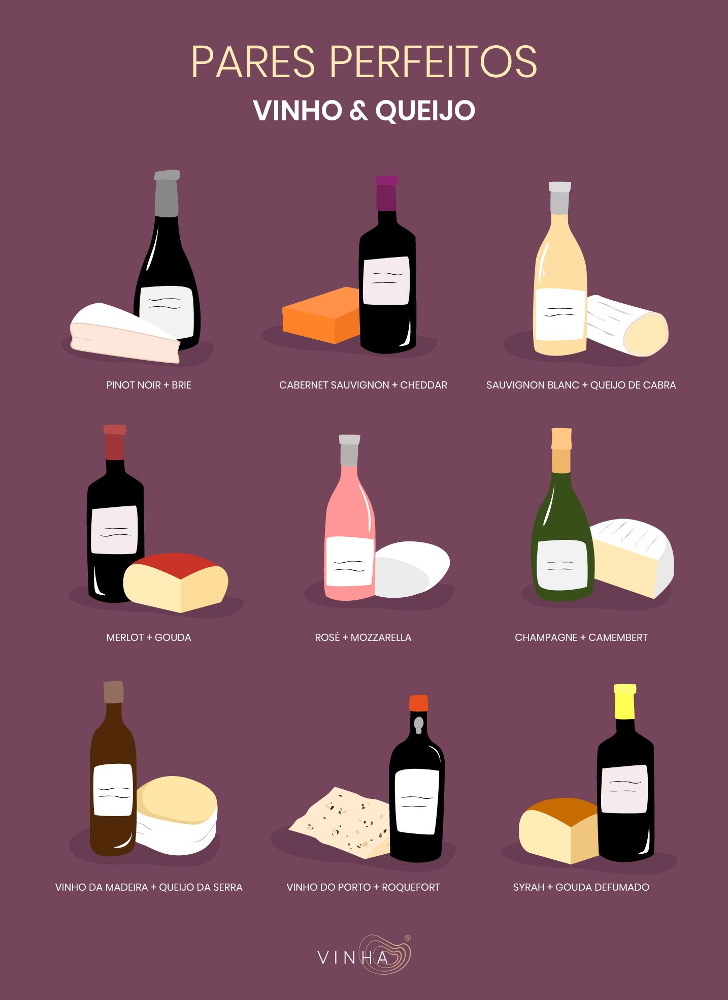 Casar Queijo Com Vinho Dicas Infaliveis Para Combinar Queijo E Vinho Vinha Vinho Vinhos E Queijos Sauvignon Blanc