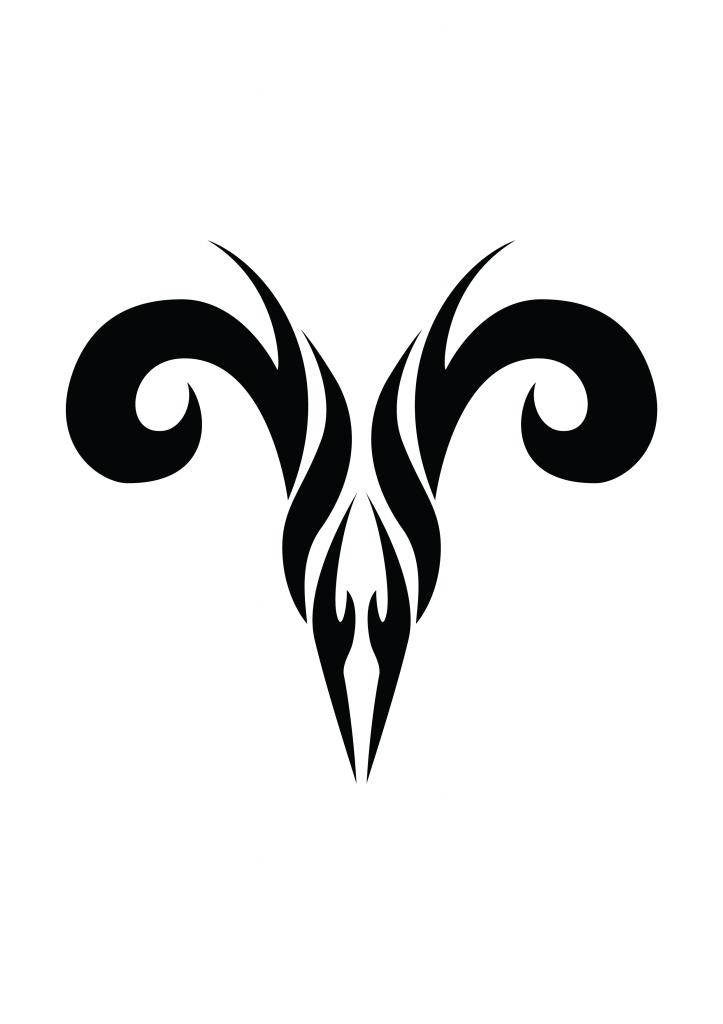 Aries Tattoo Tattoos Pinterest Tattoos Zodiac Tattoos And