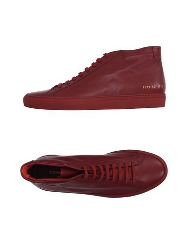 COMMON PROJECTS High-Tops. #commonprojects #shoes #high-tops