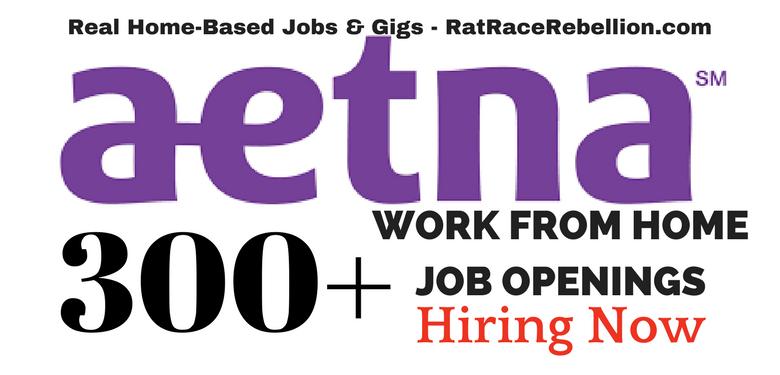 300 Telework Jobs Open Now At Aetna Telework Job Job Opening