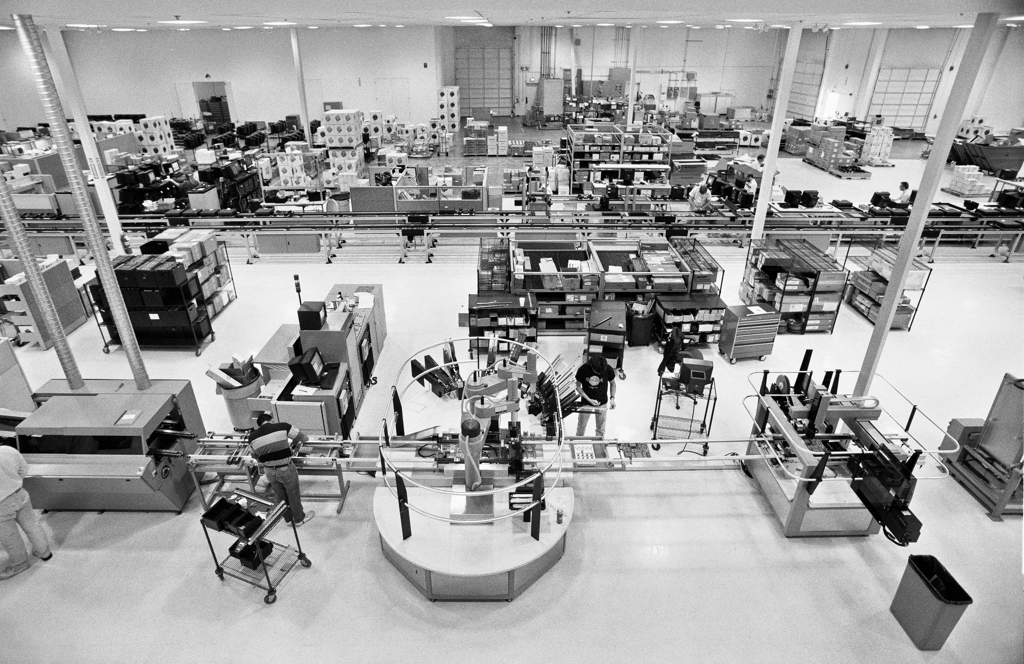 Apple Computers Used To Be Built In The U S It Was A Mess Published 2018 Apple Computer Silicon Valley Building